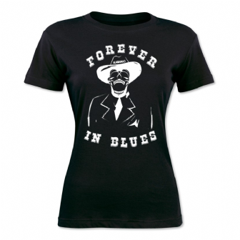 FOREVER IN BLUES T-SHIRT (Ladies)